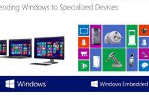 Microsoft Resmi Luncurkan Windows 8 Embedded