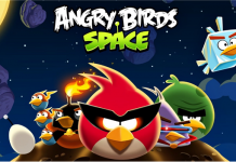 Angry Bird Space Themes