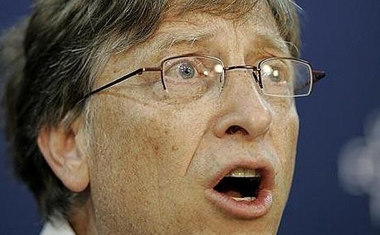 Data Pribadi Bill Gates di Hack