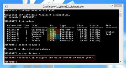 Cara Mudah Menyembunyikan Drive di Windows 8