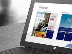 Wow..Tablet Windows 8 Jadi Hiburan dalam Penerbangan!
