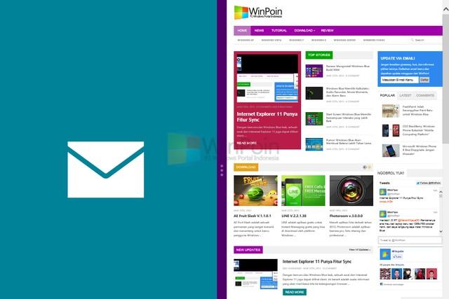 Microsoft Menurunkan Persyaratan Resolusi Tablet Windows 8 ke 1024 x 768
