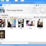 Free Image Resizer 1.5.0.0