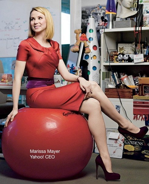 CEO Yahoo: Marissa Mayer