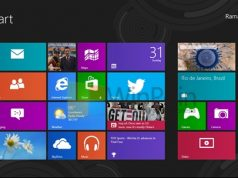 Cara Merubah Jumlah Baris Pada Tile Start Screen di Windows 8