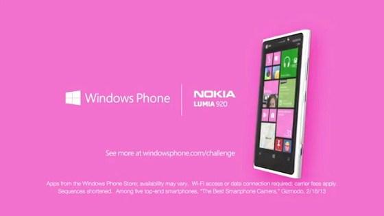 Microsoft dan Nokia Pamer Kamera PureView Nokia Lumia 920