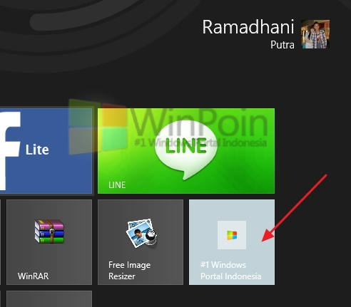 pin-startscreen-windows8(2)Cara Pin Halaman Website di Start Screen Windows 8