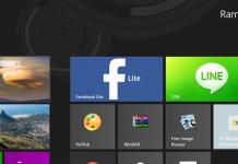 Cara Pin Halaman Website di Start Screen Windows 8