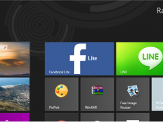 Cara Pin Halaman Website di Start Screen Windows 8