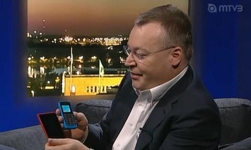 CEO Nokia Steven Elop Melempar iPhone Ke Tanah