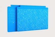 Touch Cover Limited Edition Untuk Surface Telah Diluncurkan