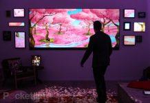 Inilah TV WideScreen Terbesar di Dunia buatan Microsoft