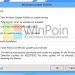 Windows Update Notifier v1.2.2