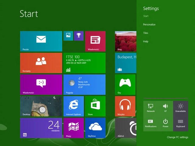Windows Blue Memiliki Personalisasi dan Multitasking yang Lebih Baik