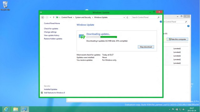 Windows Blue Build 9364 telah Bocor ke Internet!