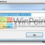 Absolute Uninstaller v2.9.0.772