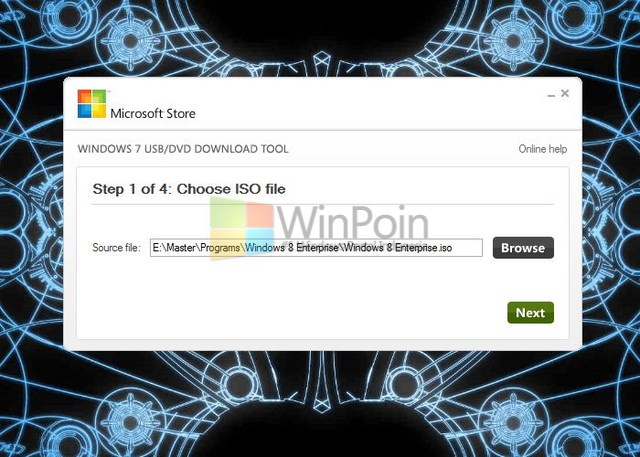 Cara Instal Windows 8 dengan Flashdisk