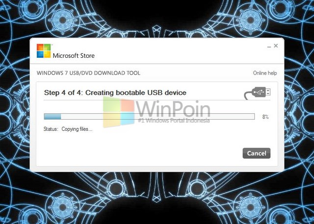 Cara Instal Windows 8 dengan Flashdisk