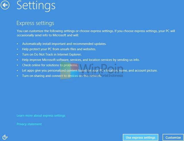 Cara Install Windows 8