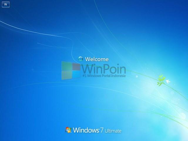 Cara Install Windows 7