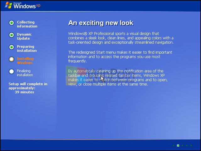 Cara Install Windows XP Dengan Mudah