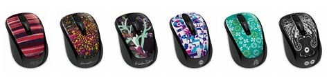 Microsoft Merilis Wireless Mobile Mouse Dengan Desain Keren