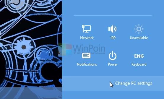 Cara Mengaktifkan dan Mematikan PIN di Windows 8