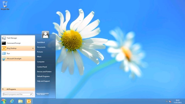 Rumor: Eksekutif Microsoft Ingin Start Menu Kembali di Windows 8.1