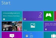 Cara Mematikan atau Mengaktifkan Notifikasi Akun Email Tertentu Aplikasi Mail di Windows 8