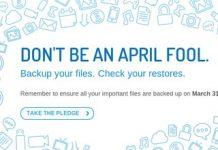 Sekarang Hari Backup Sedunia: Ayo Backup Data Kamu!