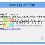 Easy File Locker v1.4