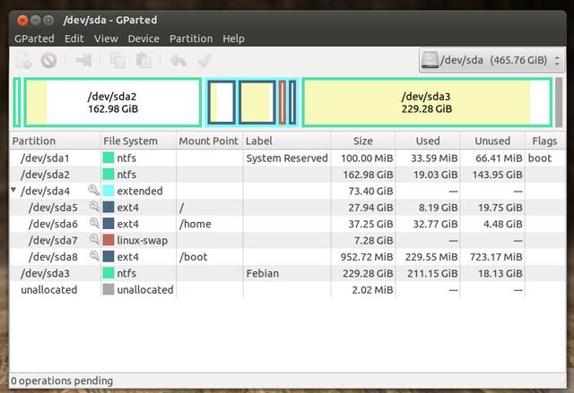 Berapa Banyak File System dan Apa Perbedaannya?