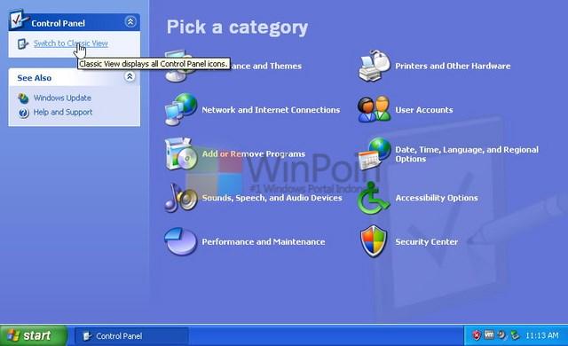 Tutorial Lengkap Cara Setting Firewall di Windows XP