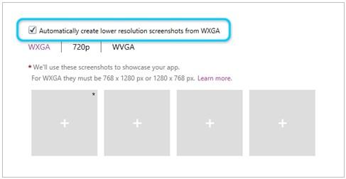 Fitur baru di Windows Phone Dev Center
