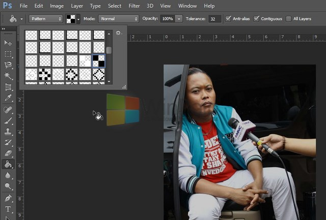 Cara Membuat Gambar Ajaib