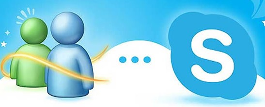 Selamat Tinggal MSN Messenger..Selamat Datang Skype..!
