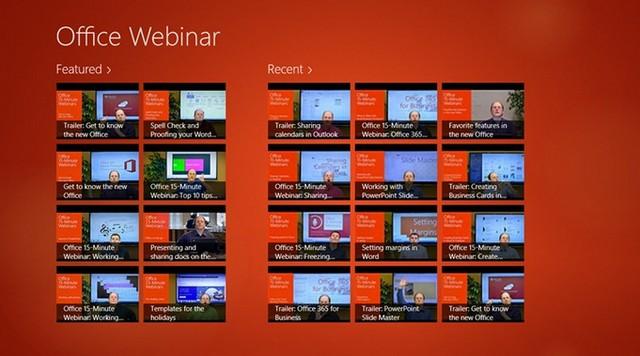 Tutorial Office 2013 Kini Tersedia Gratis di Windows 8 App