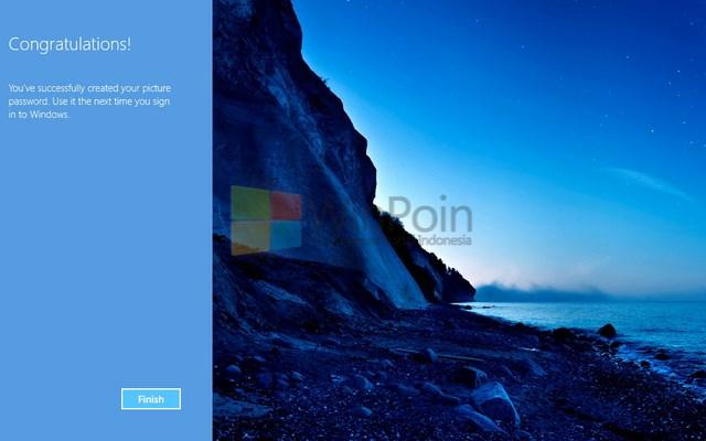 Cara Menggunakan Password Gambar Di Windows 8
