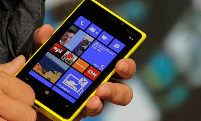5.6 Juta Windows Phone Lumia Terjual di Kuarter Pertama 2013