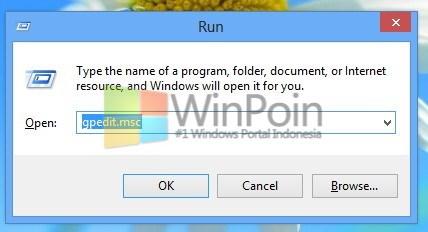 Cara Mengunci Wallpaper Desktop di Windows 8