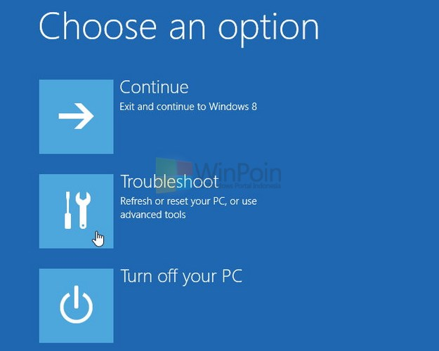 Cara Menjalankan Windows 8 di Safe Mode