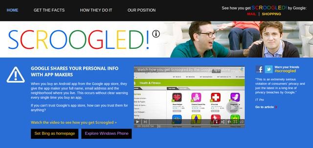 Microsoft: Jangan Mau Dikerjai Google Melalui App Store!