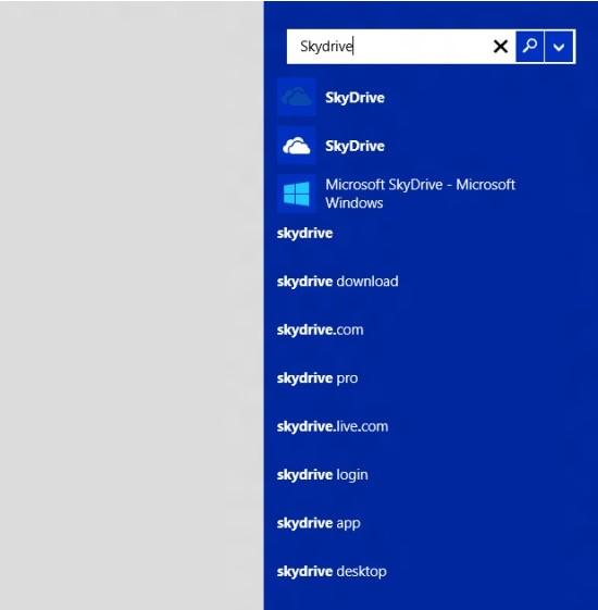 Fitur Pencarian di Windows 8.1 Jauh Lebih Simple