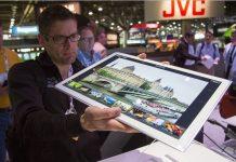 Inilah Tablet Raksasa Buatan Panasonic