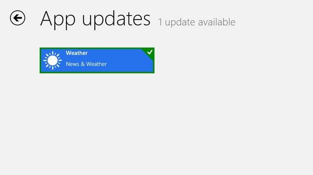 Aplikasi Cuaca Di Windows 8 Mendapatkan Update Dengan Peta Dinamik