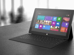 Penjualan Surface Diatas Google Nexus 10, Tetapi Masih Dibawah iPad