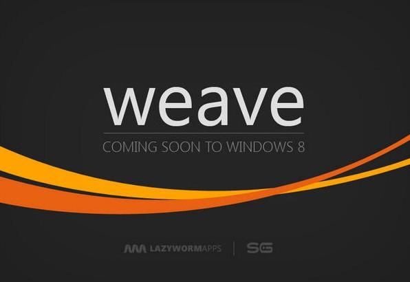 Developer Tweetro+ Akan Mengembangkan Weave News Reader untuk Windows 8