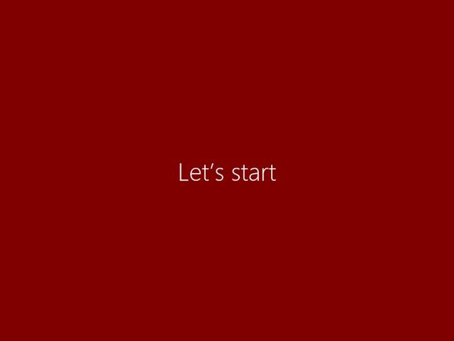 Apa yang Baru di Windows 8.1 Build 9369?