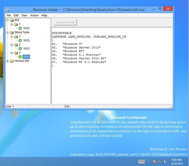 Sepertinya Windows RT 8.1 Preview Akan Ada