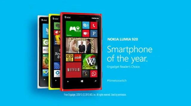 Iklan Microsoft untuk Windows Phone Kembali Memanaskan Apple dan Android